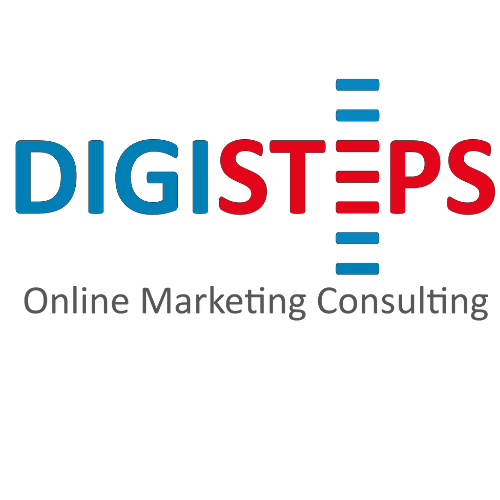 Logo Digisteps Online Marketing Consulting